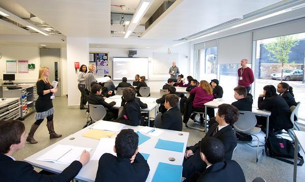 Design Ventura Schools Hothouse - Chelsea Acadamy