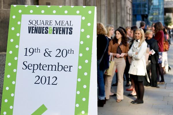 Venues & Events 2012